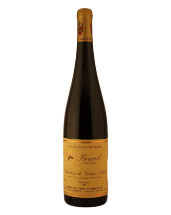 Riesling  Grand Cru Brand Sélection de Grains Nobles 2008 - Zind Humbrecht