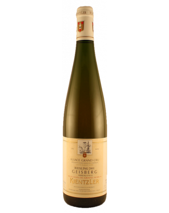 Riesling Grand Cru Geisberg Sélection de Grains Nobles 2001 - Kientzler
