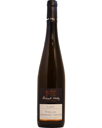 Riesling Cuvée St-Hubert Vendanges Tardives 2015 - Hubert Metz