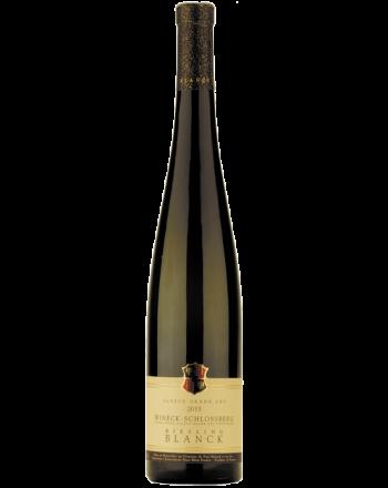 Pinot Gris Grand Cru Wineck Schlossberg 2015 - Paul Blanck