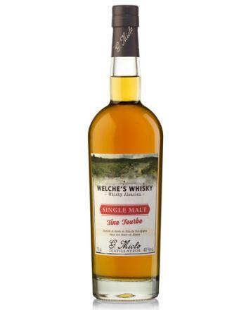"Single Malt Fine Tourbé ""Whisky Alsacien"" - G.Miclo"