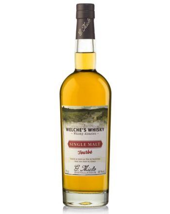 "Single Malt Tourbé ""Whisky Alsacien"" - G.Miclo"