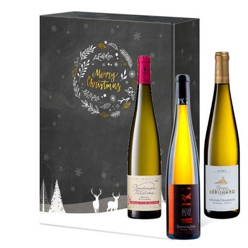 Coffret Vendanges Tardives Alsace