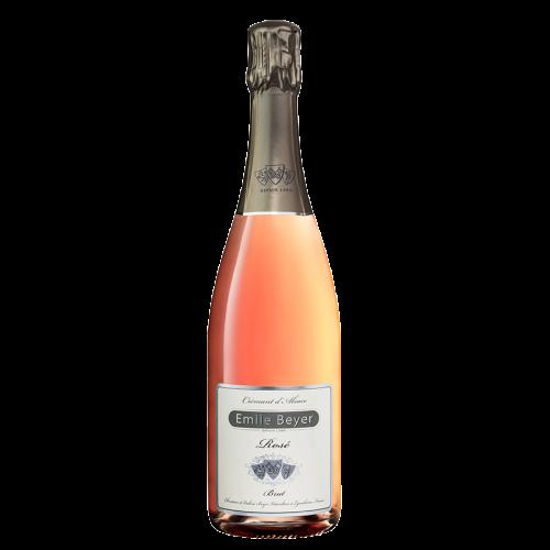 Crémant Rosé Extra Brut - Emile Beyer
