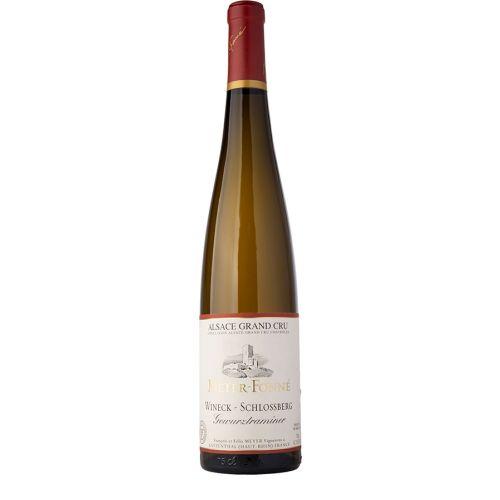 Gewurztraminer Grand Cru Wineck-Schlossberg  - Meyer-Fonné