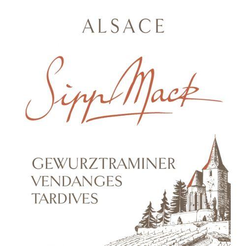 Gewurztraminer Lucie Marie Vendanges Tardives 2017 - Sipp-Mack