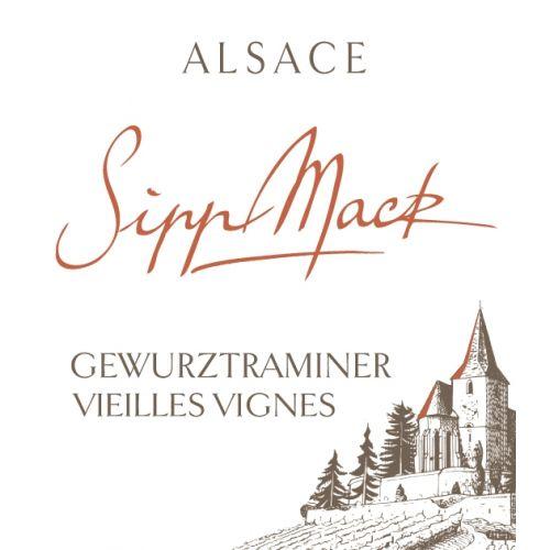 Gewurztraminer Vieilles Vignes 2016 - Sipp-Mack