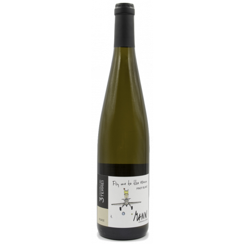 Pinot Blanc - Fly me to the Moon - Domaine Mann