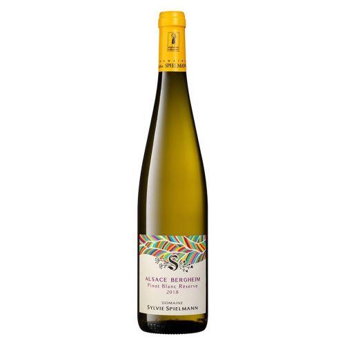 Pinot Blanc Reserve Bergheim 2018 - Sylvie Spielmann