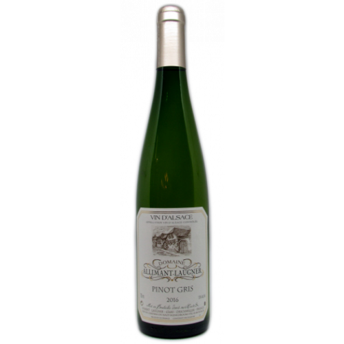 Pinot Gris 2016 - Allimant-Laugner