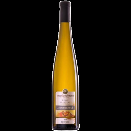 Pinot Gris Grand Cru Zinnkoepflé - Seppi Landmann