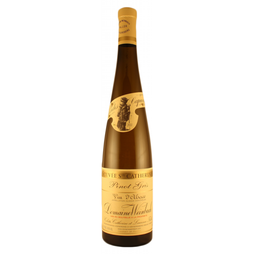 Pinot Gris Cuvée Ste-Catherine - Weinbach