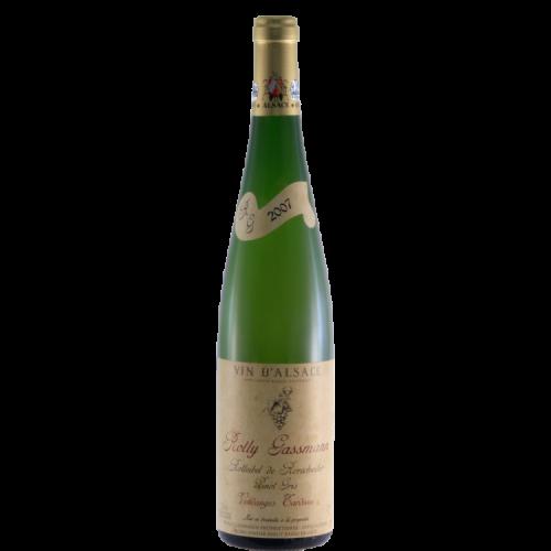 Pinot Gris Rotleibel de Rorschwihr Vendanges Tardives - Rolly-Gassmann