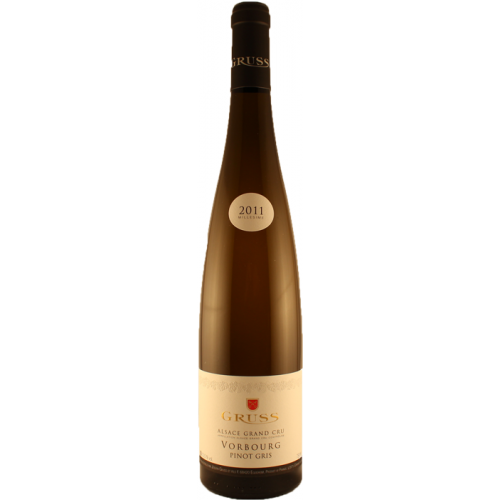 Pinot Gris Grand Cru Vorbourg - Gruss