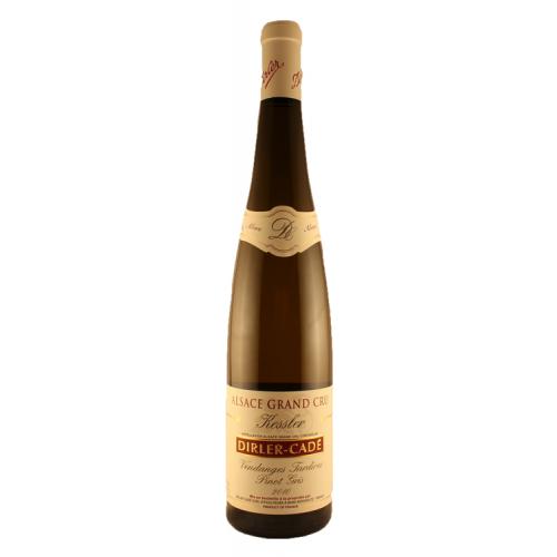 Pinot Gris Grand Cru Kessler vendanges tardives- Dirler-Cadé