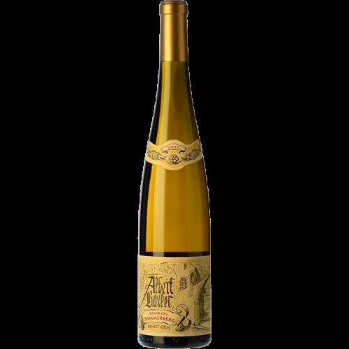 Pinot Gris Grand Cru Sommerberg 2015 - Albert Boxler