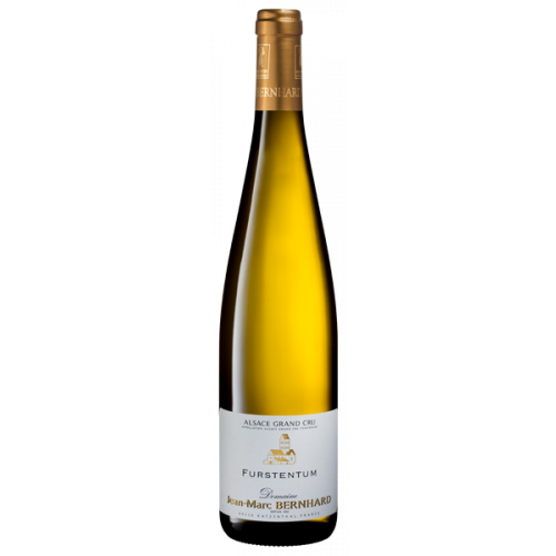 Pinot Gris Grand Cru Furstentum 2016 - Jean-Marc Bernhard