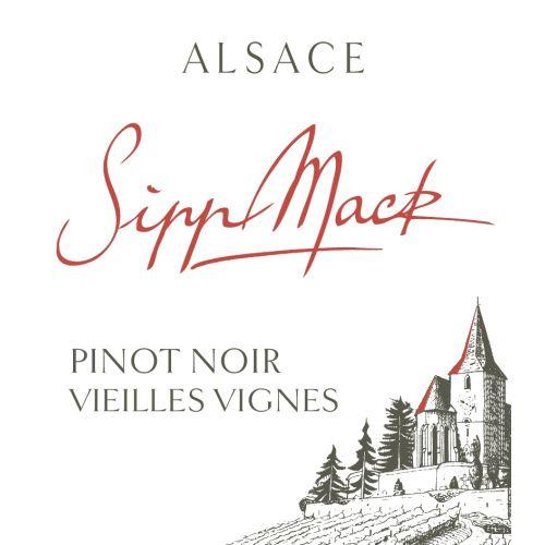 Pinot Noir Vieilles Vignes 2018 - Sipp-Mack
