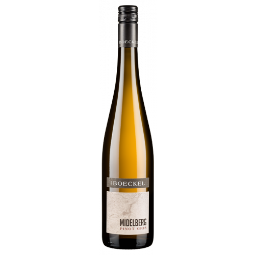 Pinot Gris Midelberg 2018 - Emile Boeckel