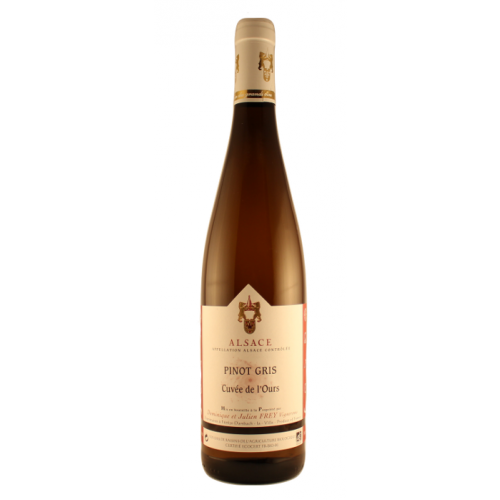 Pinot Gris Cuvée de l'Ours - Charles Frey
