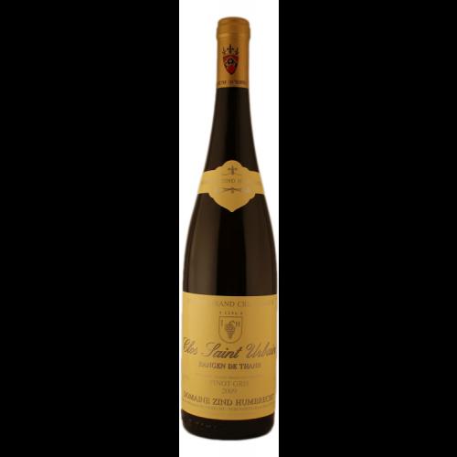 Pinot Gris Grand Cru Rangen de Thann Clos St Urbain