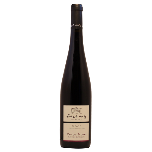 Pinot Noir Barriques 2017 - Hubert Metz