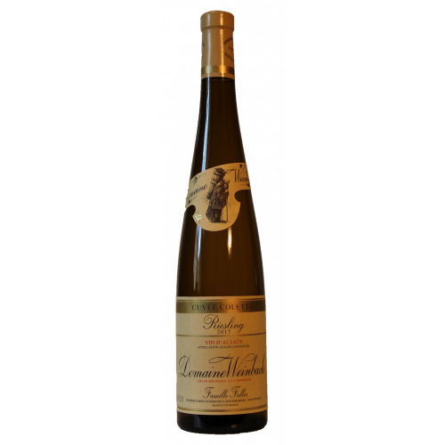 Riesling Cuvée Colette - Weinbach