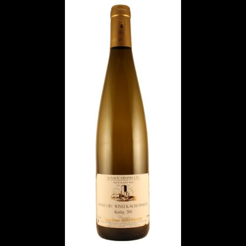 Riesling Grand Cru Wineck Schlossberg - JM Bernhard