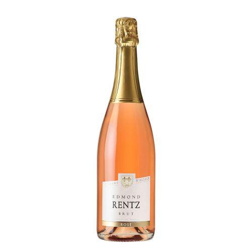 Crémant Brut Rosé - Edmond Rentz